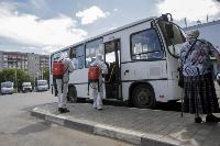 Тульские спасатели продезинфицировали автовокзал «Восточный», Фото: 25