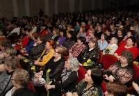 Алексей Дюмин поздравил тулячек с 8 Марта в филармонии, Фото: 15