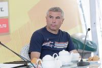 Сергей Егоров поздравил футболистов «Арсенала» с завершением сезона, Фото: 2