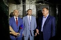 В Щёкино Алексей Дюмин поручил отремонтировать  подъезд дома на Ясенковском проезде, Фото: 12