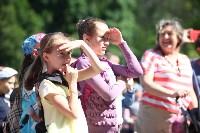 День защиты детей в ЦПКиО им. П.П. Белоусова: Фоторепортаж Myslo, Фото: 22