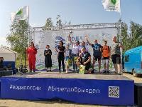 В Кондуках прошла акция «Вода России»: собрали более 500 мешков мусора, Фото: 26