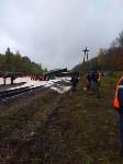 Крушение поезда в Тульской области, Фото: 20
