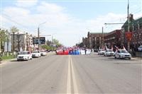 Тульская Федерация профсоюзов провела митинг и первомайское шествие. 1.05.2014, Фото: 27