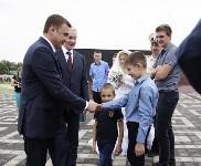 Мэр Москвы прибыл в Тулу с рабочим визитом, Фото: 5