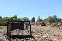 В Тульской области незаконно сжигали московский мусор, Фото: 32