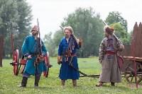 На Куликовом поле представили историю Засечной черты России, Фото: 87
