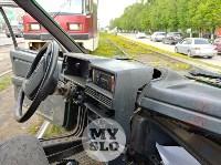 Серьезное ДТП на Зеленстрое: водитель «девятки» от удара вылетел из машины, Фото: 11