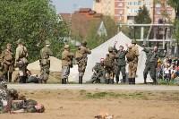 Реконструкция сражения на Эльбе. 9 мая 2016 года, Фото: 58