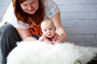 В этом году я стала мамой) и нет ничего более этого прекраснее на свете!