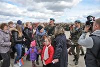 Репетиция Парада Победы в подмосковном Алабино, Фото: 26