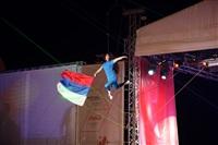 Этафета олимпийского огня. Площадь Ленина, Фото: 38