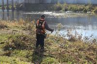 В Туле берега рек очистили от мусора, Фото: 13