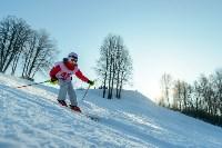 Первый этап чемпионата и первенства Тульской области по горнолыжному спорту, Фото: 45