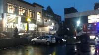 К ресторану «Башня» на Красноармейском проспекте в Туле прибыли пожарные расчеты, Фото: 4