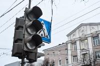 В Туле 4 дня не работают светофоры на пр. Ленина и ул. Л. Толстого, Фото: 6