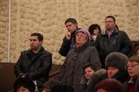 Встреча Губернатора с жителями МО Страховское, Фото: 45