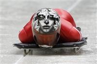 Шлемы скелетонистов, Фото: 1