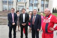 Возвращение тульской делегации из Канады, Фото: 14