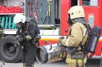Тульские пожарные обучили таможню  бороться с огнём, Фото: 9