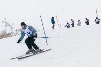Третий этап первенства Тульской области по горнолыжному спорту., Фото: 65