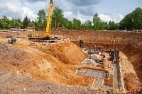 Строительство перинатального центра в Туле. 14.05.19, Фото: 24
