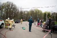 Тульские спасатели отметили праздник, Фото: 82
