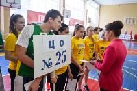 Старт тестирования комплекса ГТО в тульских школах. 16 февраля 2016 года, Фото: 7