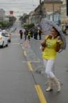 Групповая гонка, женщины. Чемпионат России по велоспорту-шоссе, 28.06.2014, Фото: 2