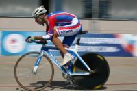Первенство и Всероссийские соревнования по велосипедному спорту на треке. 17 июля 2014, Фото: 3