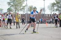 Лыжероллерный спринт. 1.05.2014, Фото: 16