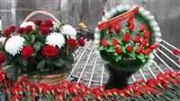 Возложение цветов к памятнику на площади Победы. 21 февраля 2014, Фото: 18