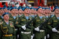 Вторая генеральная репетиция парада Победы. 7.05.2014, Фото: 58