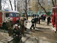 Пожар на ул. Октябрьской, Фото: 3
