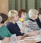 В Донском Алексей Дюмин вручил школе искусств сертификат на покупку домры, Фото: 8