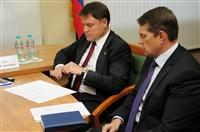 Жители области пожаловались Владимиру Груздеву на плохие дороги и проблемы ЖКХ, Фото: 25