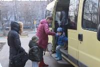 Беженцы из Луганска, Фото: 12
