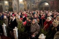Рождественское богослужение в Успенском соборе. 7.01.2016, Фото: 34