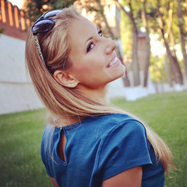 Екатерина Шелехова.