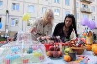 Праздник для переселенцев из Украины, Фото: 35