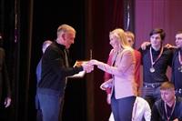 Тульская областная федерация футбола наградила отличившихся. 24 ноября 2013, Фото: 68