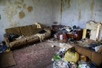В Щекинском районе аварийный дом грозит рухнуть в любой момент, Фото: 15