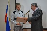 Губернатор поблагодарил участников ликвидации последствий ДТП с автобусом «Москва-Ереван», Фото: 12