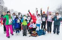 Третий этап первенства Тульской области по горнолыжному спорту., Фото: 102