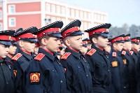 Воспитанникам суворовского училища вручили удосоверения, Фото: 22