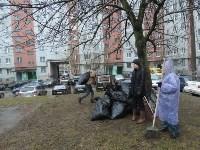 Субботник в доме по ул. Октябрьская/Пузакова 80/1, Фото: 9