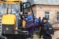 Отключение газа на ул. Шевченко в Туле, Фото: 13