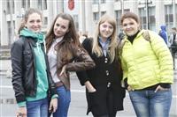Тульских первокурсников посвятили в студенты, Фото: 28