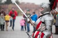 Средневековые маневры в Тульском кремле. 24 октября 2015, Фото: 142