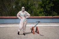Самара поддержала тульскую медсестру флешмобом в купальниках, Фото: 2